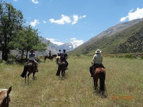 Andes on Horseback (Yerba Loca National Park)