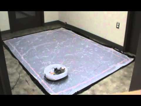Robotic DigiScan - Roof Leak Detection Robot