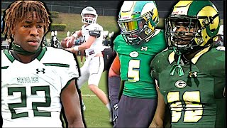 Georgia Football  🔥🔥 Grayson High (#5 in The Nation ) v Collins Hill ( #7 in the State) | #UTR Mix