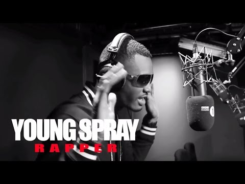 Young Spray - Fire In The Booth
