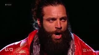 WWE RAW 4/9/18 (After WM34) Chants & Pops