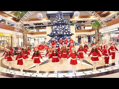 Merry Christmas Dance - Jingle Bells 2017