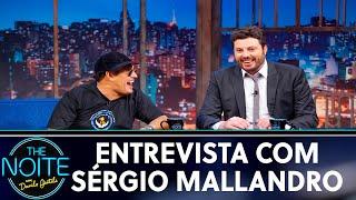 Entrevista com Sérgio Mallandro | The Noite (23/05/19)