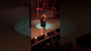 Post Malone - Viral Crying - I Fall Apart -  Live Performance