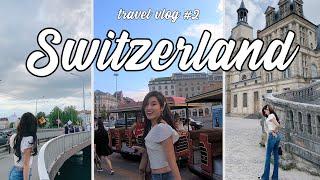 HUYỀN MY TV | SWITZERLAND | TRAVEL VLOG #2