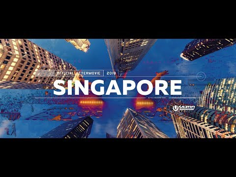 ULTRA SINGAPORE 2018 (Official 4K Aftermovie)
