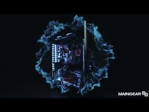 Introducing the NEW MAINGEAR DRIFT Gaming PC!