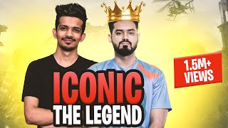 This is why Iconic to Pro Legend hai? | Pubg Mobile