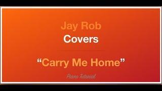 Carry Me Home Jorja Smith Piano Tutorial
