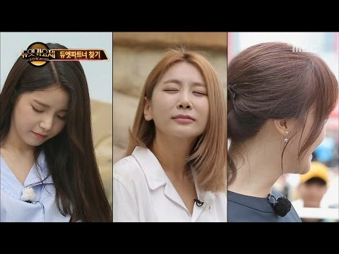 [Duet song festival] 듀엣가요제 - Girl group 3 players, Magnetic appeal~ 160909