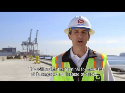 Arcadis - Being the Best #8 Port Of Longbeach