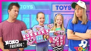Fake Toy Stores COMPETE to Sell XOXO Friends & XOXO Hugs
