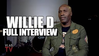 Willie D Keeps It Real on Bushwick Bill's Passing, Didn't Attend His Funeral (Full Interview)