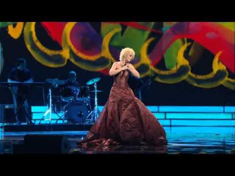 Валерия - Птица-разлука (Золотой граммофон-2011)