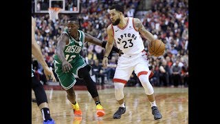 Fred VanVleet vs. Terry Rozier | Who's The Better PG? Top Plays From 2018-19 Season