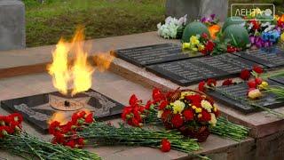 В ТУ Артемовский, прошел торжественный митинг в честь Дня Победы