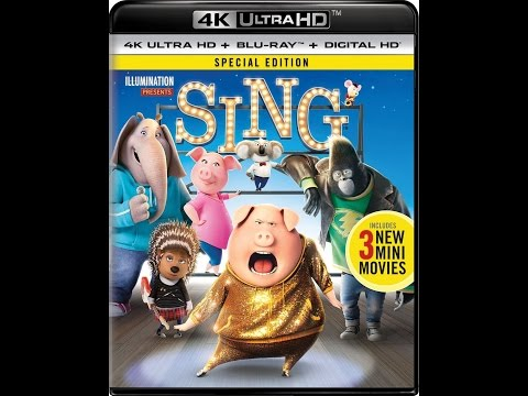 SING 2016 in 3D 4K SBS