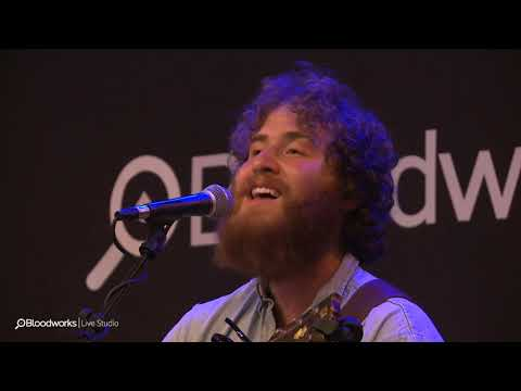 Mike Posner - Be As You Are (LIVE 95.5)