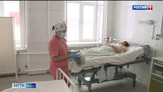 В Исилькульской районной больнице откроют дополнительные 20 мест для пациентов с коронавирусом