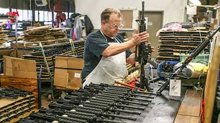 Incredible Powerful Gun Making Process - Modern Bullet Production Process Factory Machine Technology