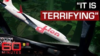 Terrifying final minutes of doomed Boeing 737 Max | 60 Minutes Australia
