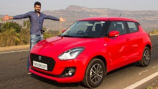 2018 Maruti Swift Review - Still Fun To Drive | Faisal Khan