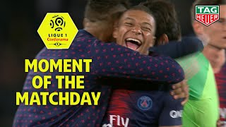 Mbappé : 4 goals in 13 minutes, his first quadruple in L1 Conforama :  Week 9 / 2018-19