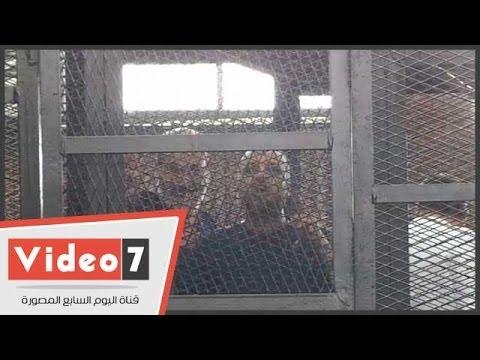 """فيديو..البلتاجي للقاضي:""""لو لنا مائة نفس وحكمت عليها بالإعدام ما شككنا أننا على حق"""""""