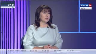 Актуальное интервью — Елизавета  Степкина, уполномоченная по правам ребенка в Омской области
