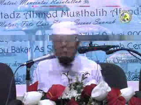 Karakteristik Ahlussunnah Wal Jama'ah-7/7