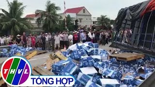 THVL | Tai nạn giao thông nghiêm trọng tại Hải Dương, 6 người tử vong