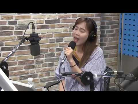 [SBS]최화정의파워타임,울려퍼져라, 다나 라이브
