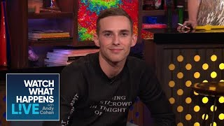 Adam Rippon On Meeting Shawn Mendes   WWHL