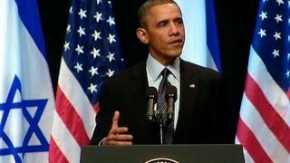 President Obama Speaks to the People of Israel