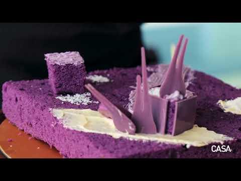 Menghias Kue Ala Arsitek dan Desainer Part 1