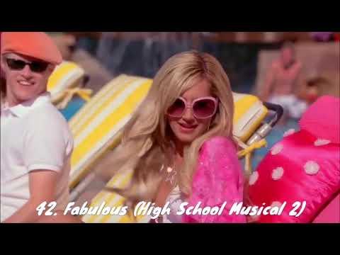 Top 100 Disney Channel songs