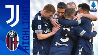 24/01/2021 - Campionato di Serie A - Juventus-Bologna 2-0, gli highlights