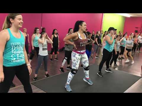"""Sally Walker"" by Iggy - Dance2Fit with Jessica Bass James"