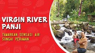Virgin River Panji, Tawarkan Sensasi Air Sungai Perawan
