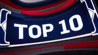 NBA Top 10 Plays of the Night | February 21, 2019