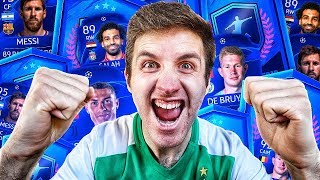 I PACKED A 92 CHAMPIONS LEAGUE WALKOUT!!!