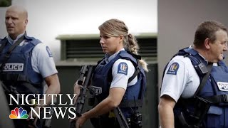Police Stepping Up Patrols At Mosques Across The U.S. After New Zealand Attack | NBC Nightly News