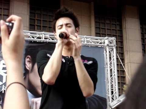 潘瑋柏 (台北)玩酷簽唱會-路太彎