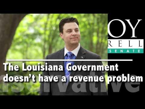 Troy Terrell For Louisiana State Senate - Spending