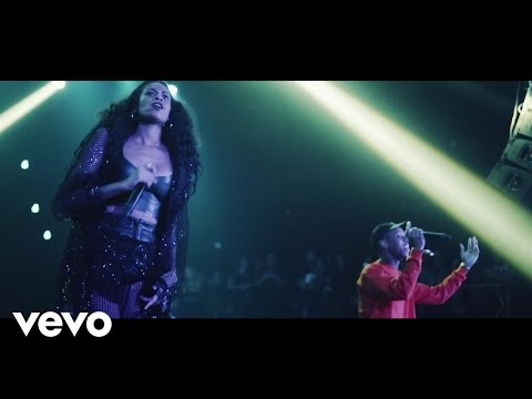 AlunaGeorge - Full Swing (Live On The Honda Stage At The Belasco Theater, California)