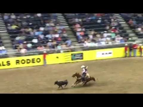 Lucy Lawson Rodeo - Roping