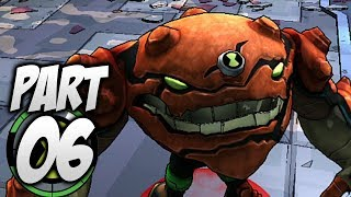 Ben 10: Omniverse 2 Wii/Wii U/PS3/Xbox - Part 6 - The Core of Problem