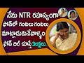 Lakshmi Parvathi shares her memorable love moments with NTR