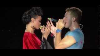 "Coldplay ""Princess of China"" ft. Rihanna at Stade de France 酷玩乐队与蕾哈娜,中国公主"