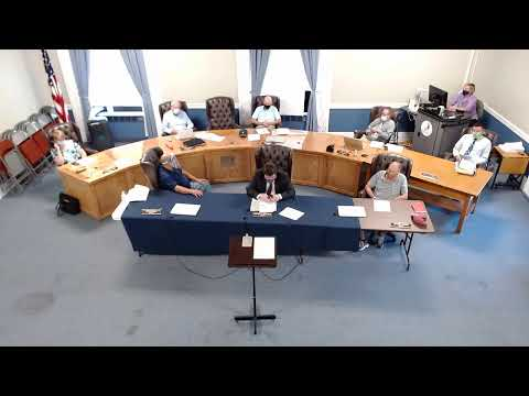 Plattsburgh Common Council Meeting  8-13-20